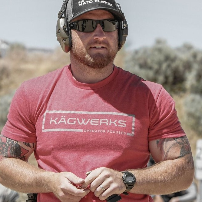 Mike McBroom - Mike is a Marine Corps Veteran that started his passion in firearms training when he became a Rifle and Pistol Marksmanship Instructor in 2006. After leaving the Military he began working in Law Enforcement with the Nevada DOC. In 2010 he became a State firearms instructor and shortly after took over as a Training Officer and Academy Commander for the state. Mike is currently a Sergeant and the Lead Firearms Instructor for his Department as well as an FBI Pistol, Rifle and Shotgun Instructor. Mike also developed the current Active Assailant Response Course where he instructs Officers in CQB and instructs Transportation Officers in Vehicle Ambush and High-risk inmate transport. Since working in Law Enforcement Mike has trained hundreds of civilians in Personal Defense and Laws pertaining to deadly force. He also is contracted with security firms in certification for Taser, Baton, handcuffing, OC, 40mm, and Defensive Tactics.