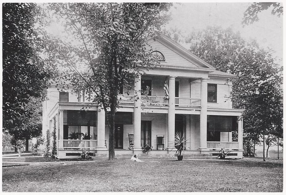Winship House. C. 1857. Pinewoods Ave