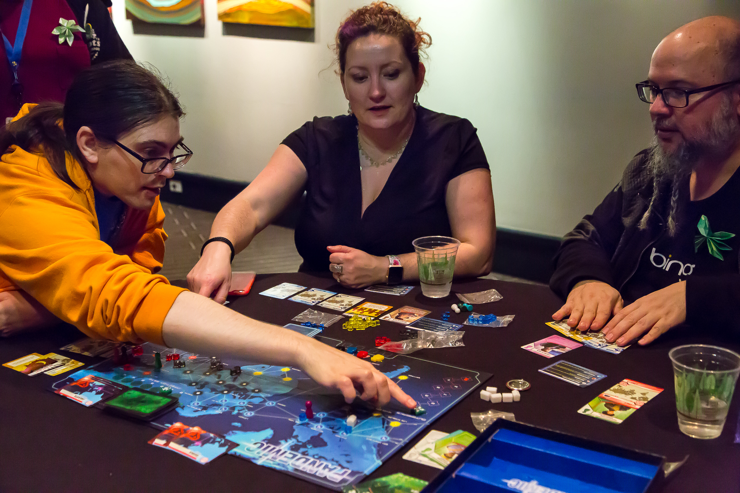 Another outbreak occurs in Pandemic! -FTW Events Game Night