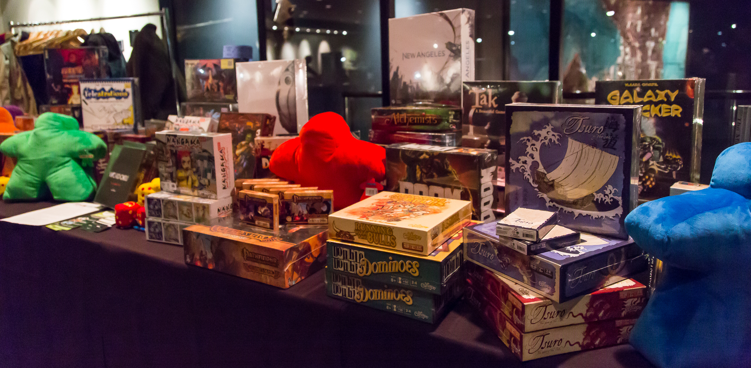 These were just SOME of the prizes from our last event! And we've got even more this time around!