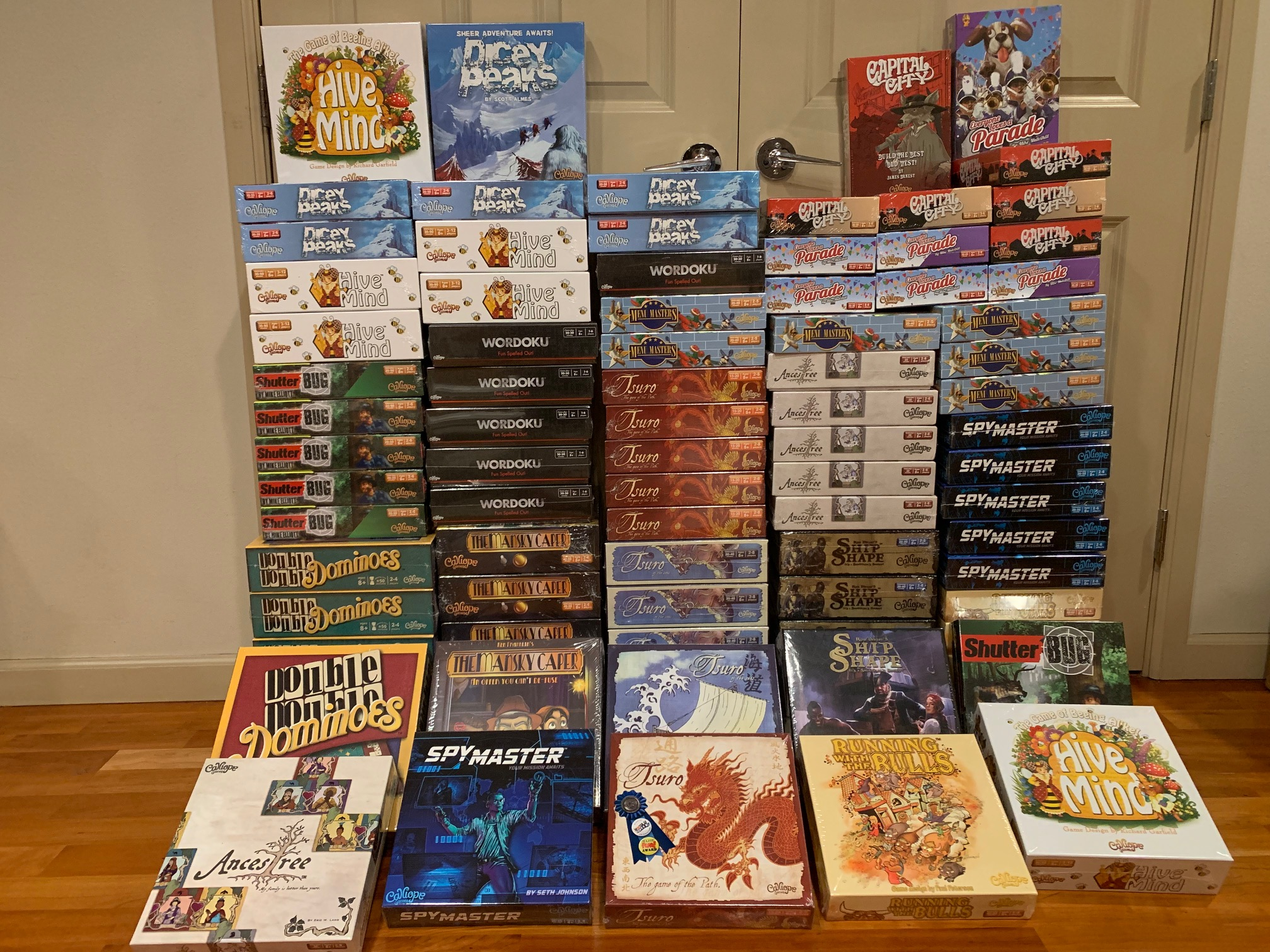 Check out this year's donation from Calliope Games!