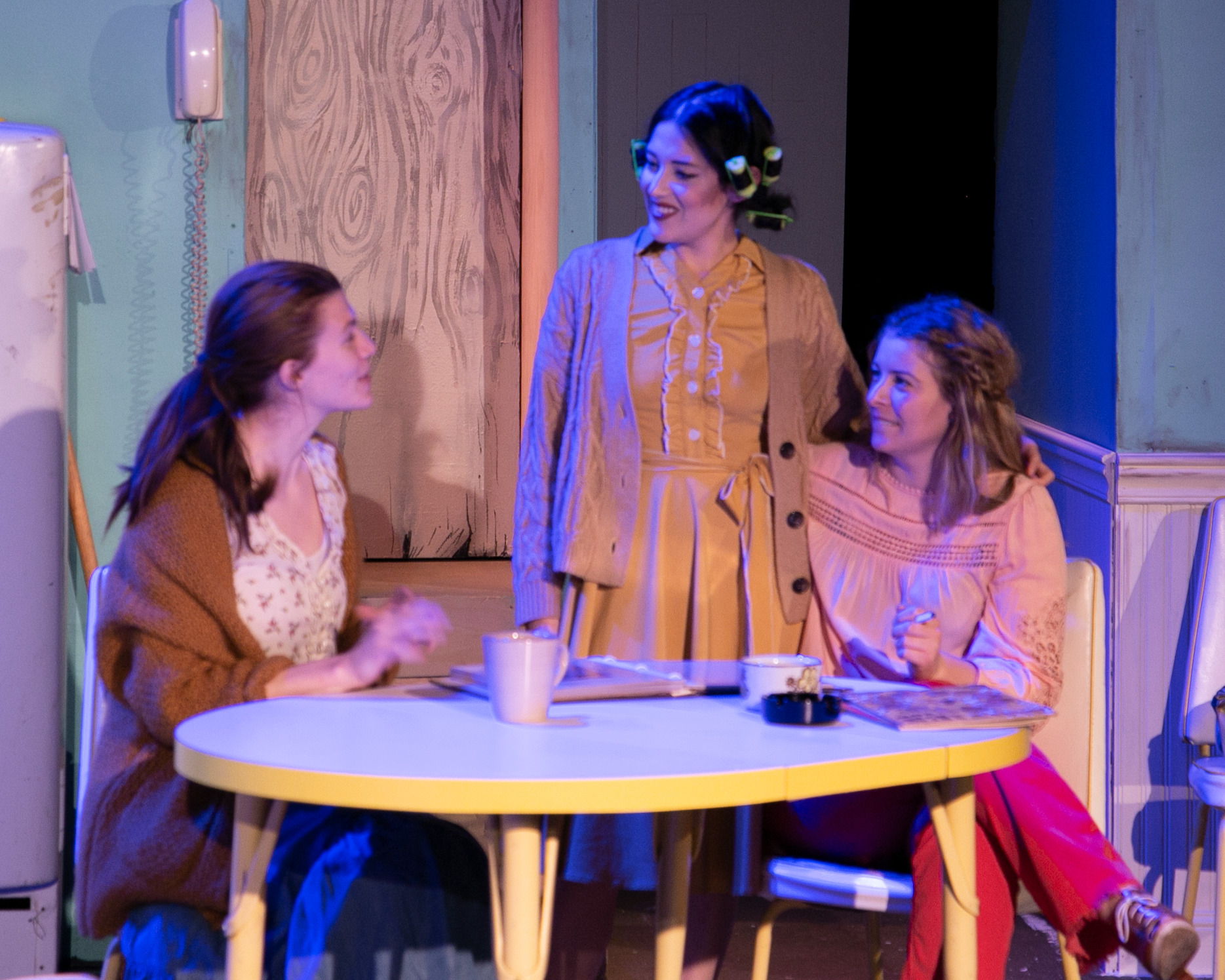 "The Show Report - ""Now, three local remarkably talented actresses step into the roles of the eccentric Magrath sisters under the affectionate direction of Madison Wackerman."""
