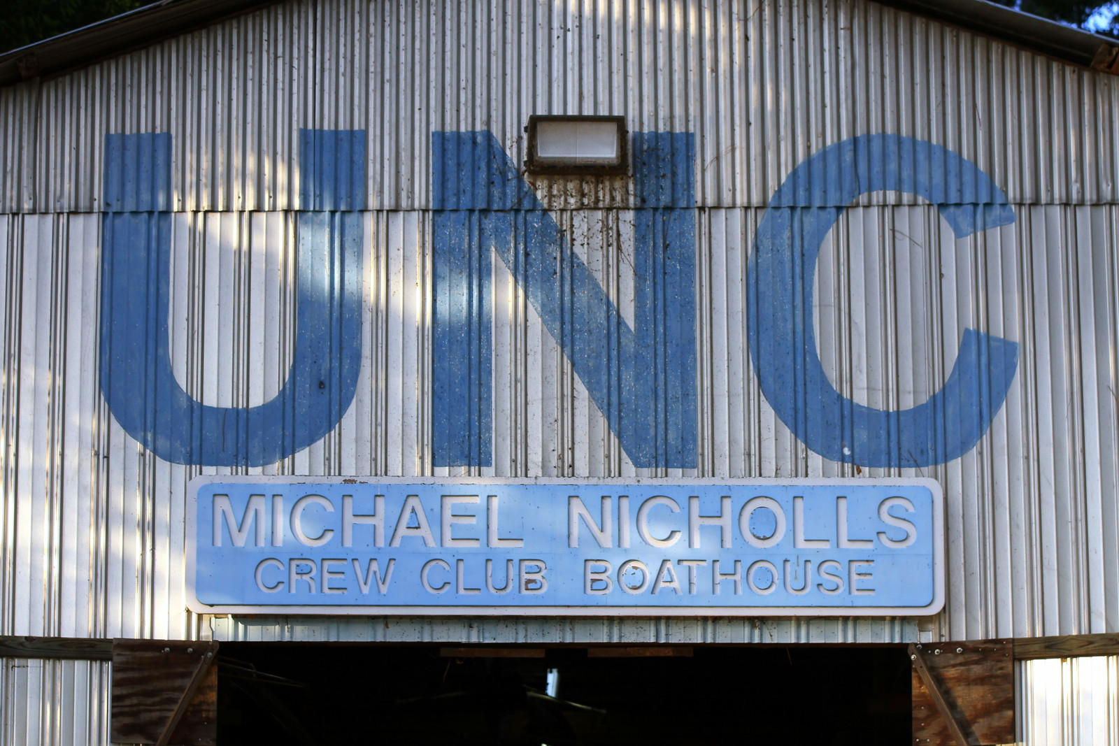 UNC Boathouse - Chapel Hill, NC