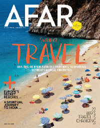 JUNE/JULY 2014    AFAR     USA