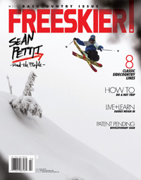 DECEMBER 2012    FREESKIER     USA
