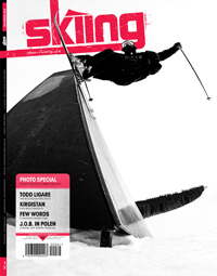 NOVEMBER 2012    SKIING MAGAZINE     GERMANY