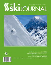 SEPTEMBER 2012    THE SKI JOURNAL     USA
