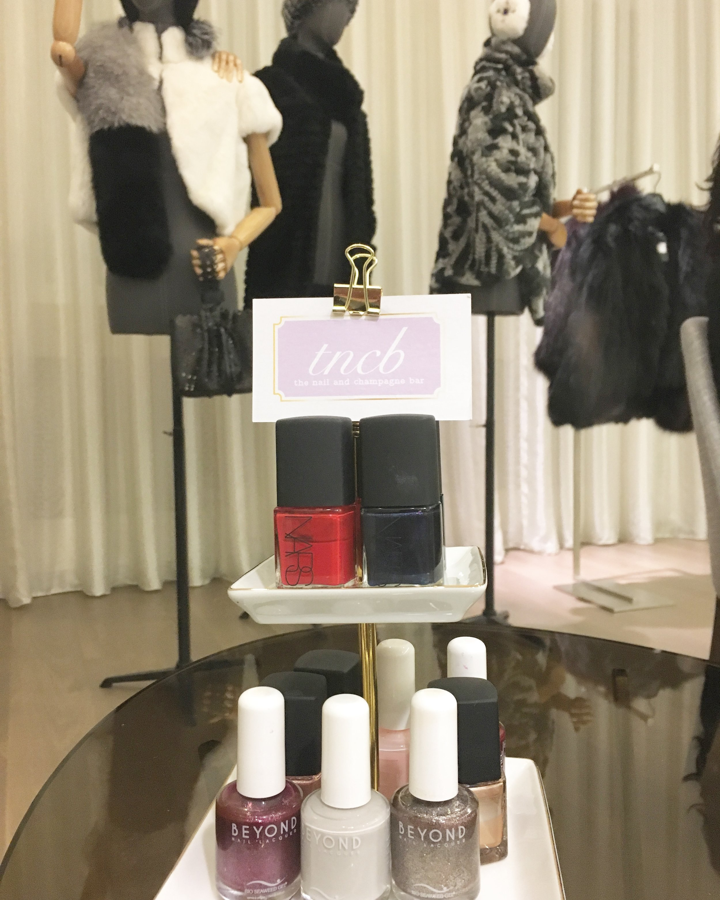Fifth Avenue Club at Saks Toronto - Private Event