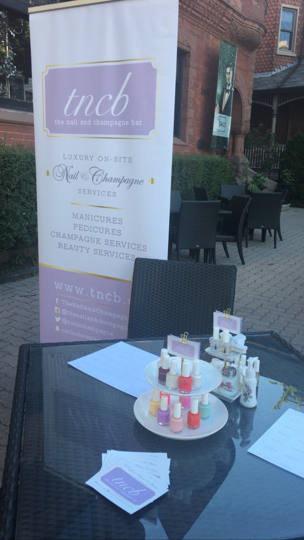 Salt Staffing & Events Launch - Private Event
