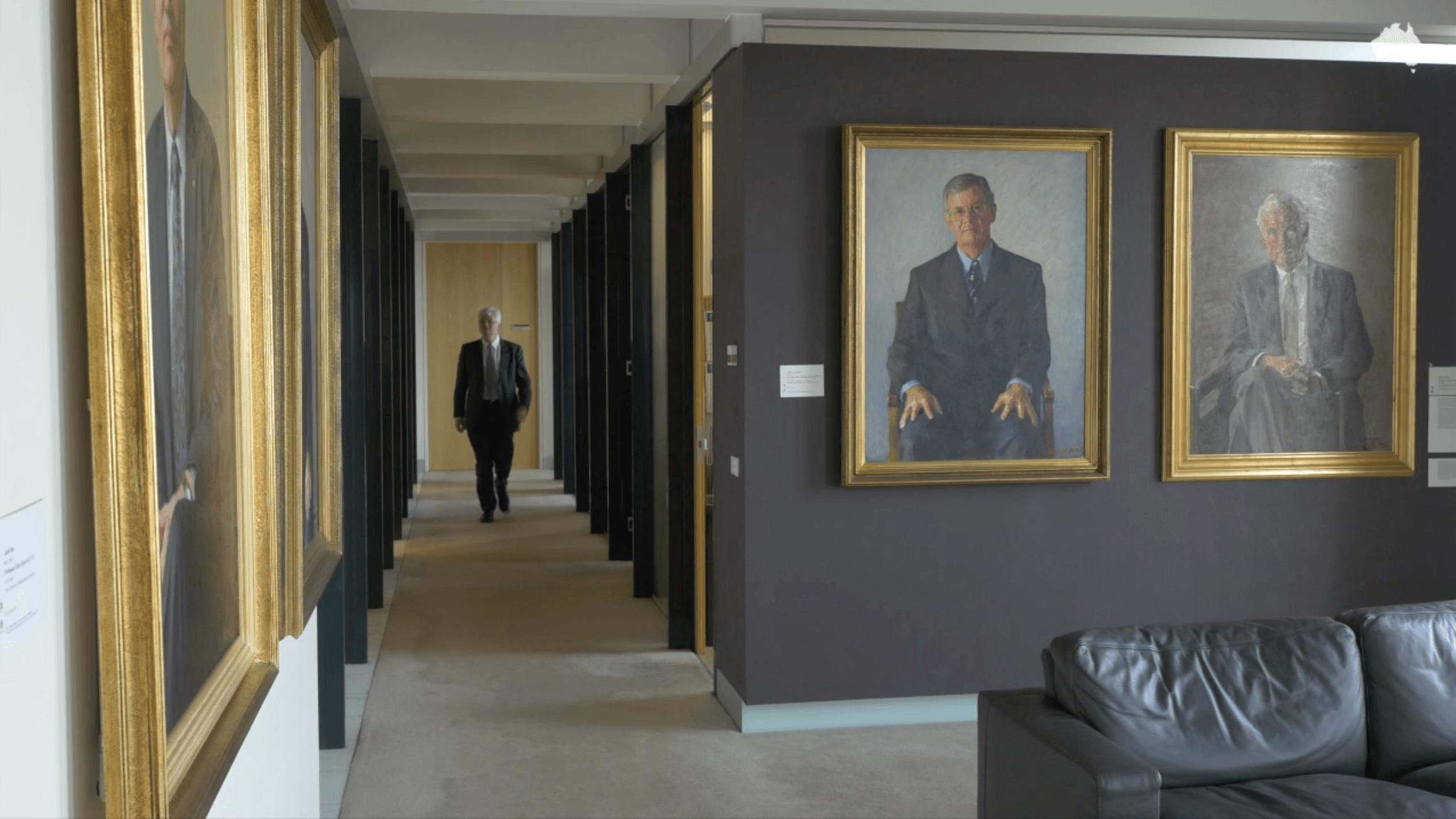 Glyn Davis: Running A University