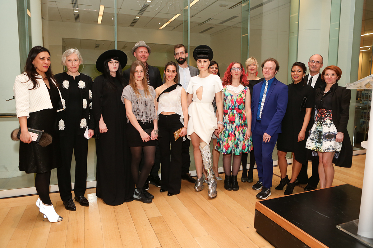#Techstyle featured designers with exhibition curators