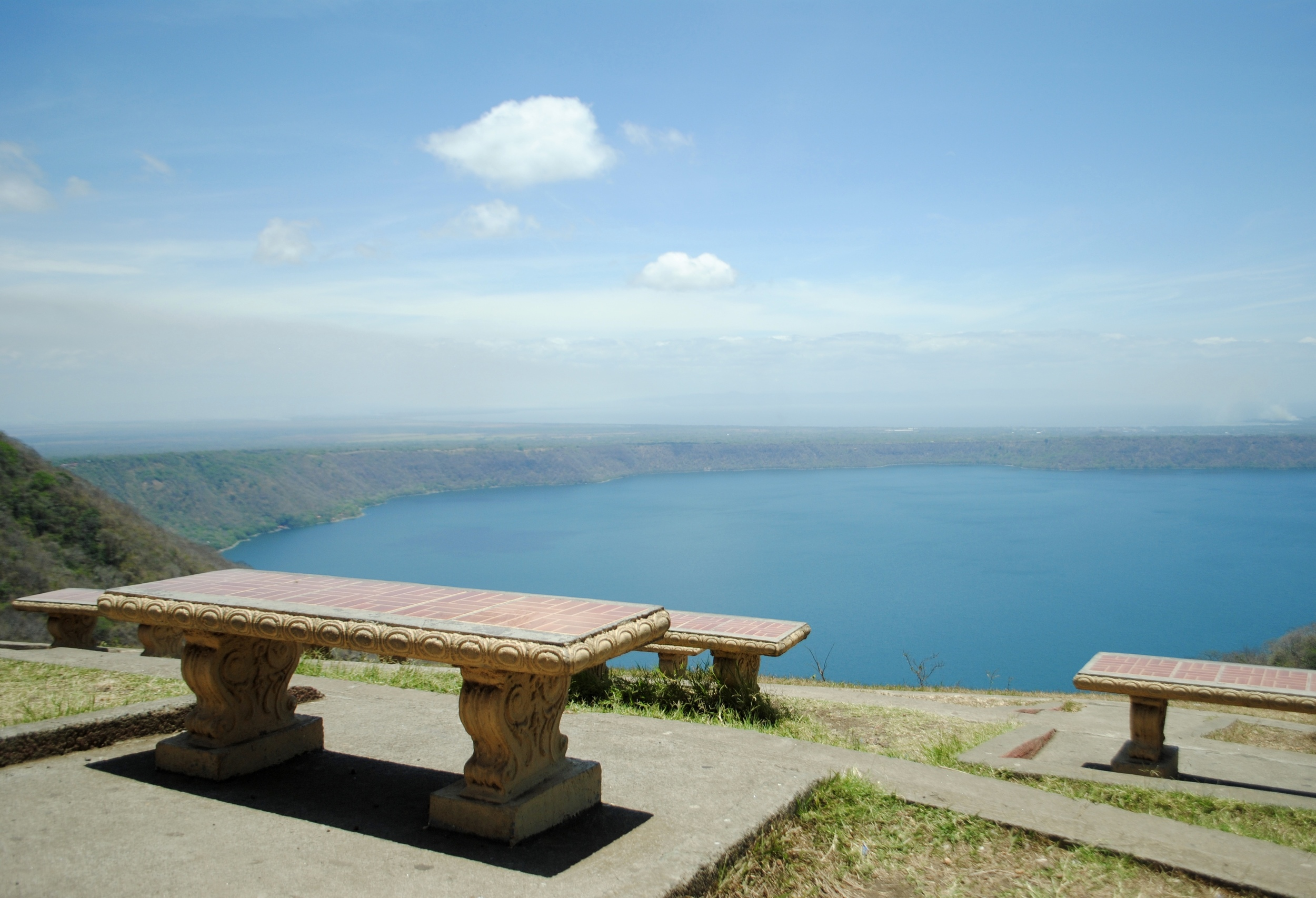 Views of Laguna de Apoyo, take a seat!