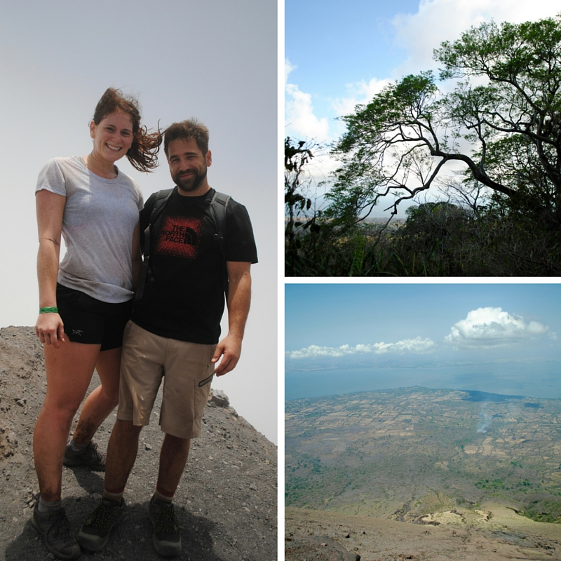 Our 9 hour hike of Volcan Concepcion