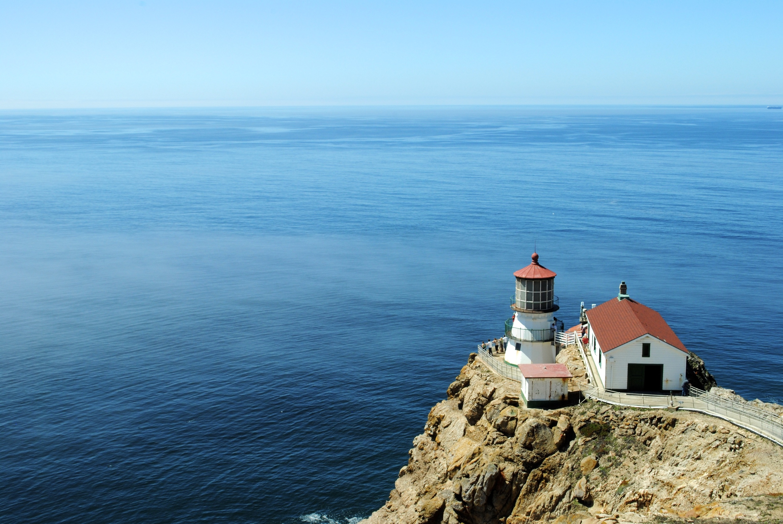 The Lighthouse at Point Reyes National Seashore; a great place to pause and reflect.