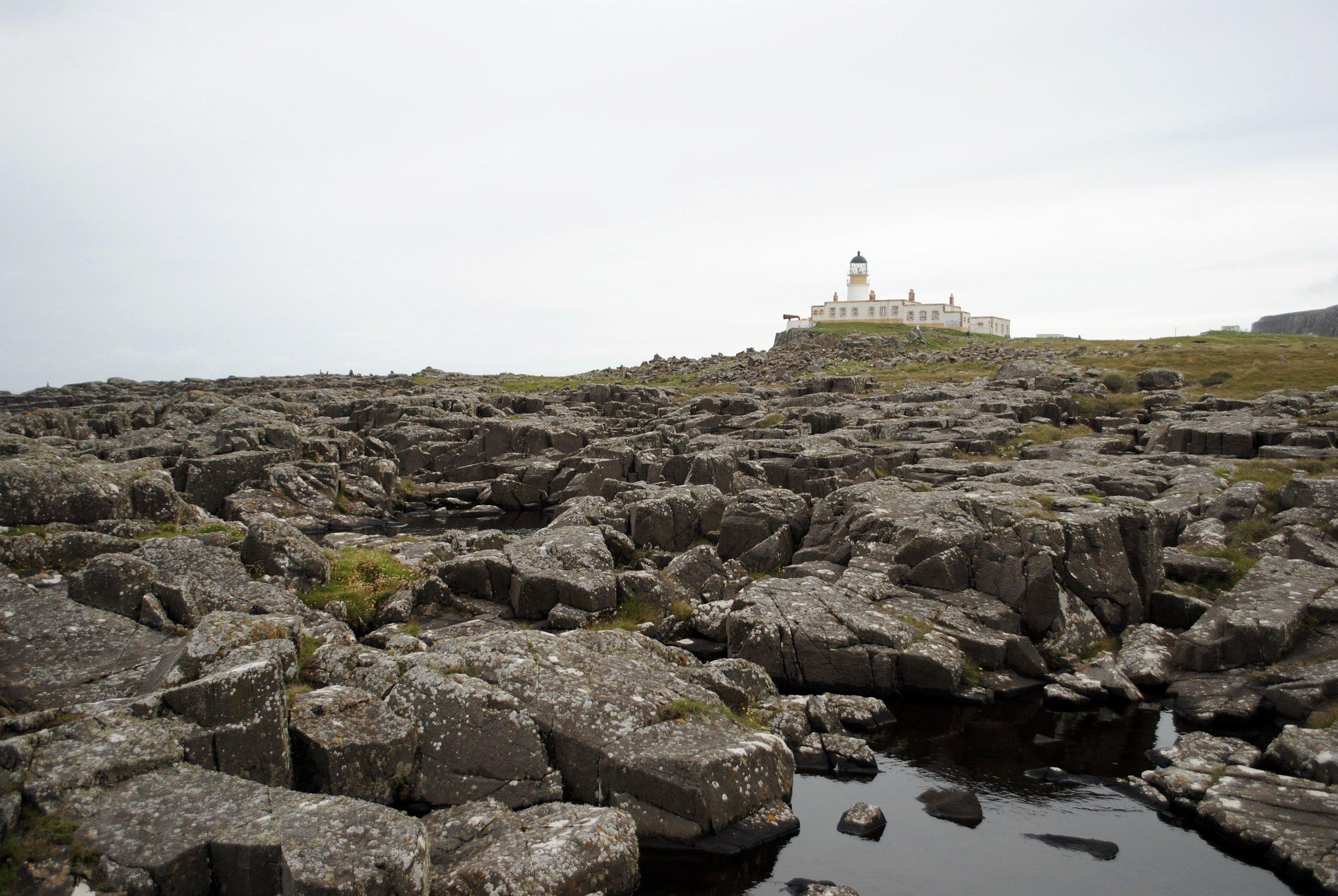 Neist Point on Isle of Skye