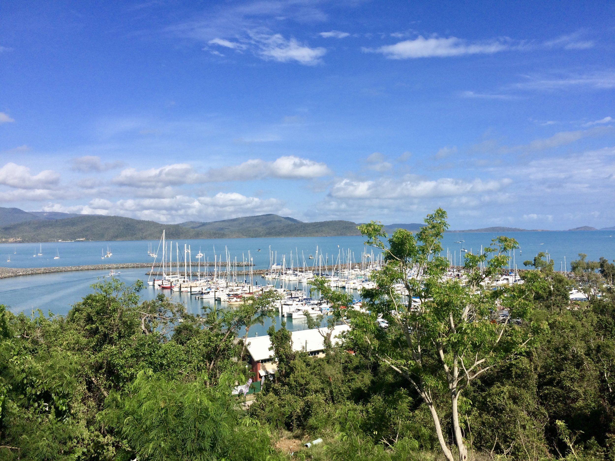 Airlie Beach - the main jumping off point to the Whitsundays!