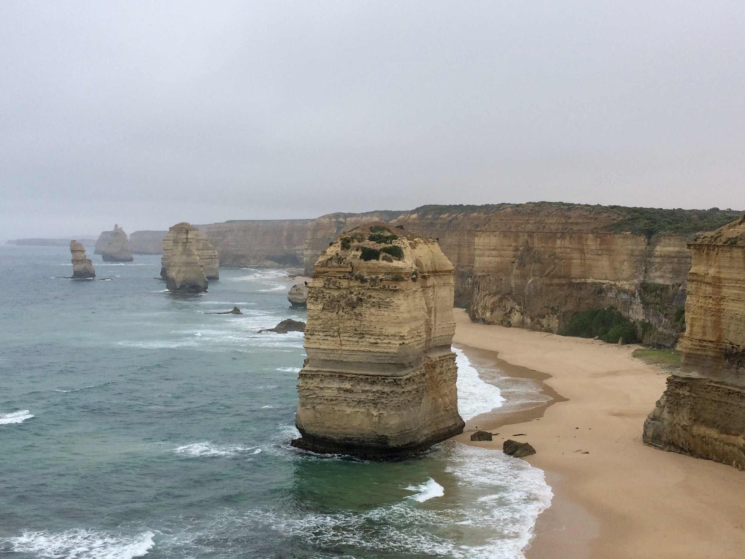 A few more of the Twelve Apostles.