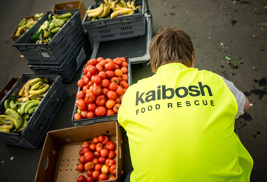 """KAIBOSH FOOD RESCUE   """"We would like to take this opportunity to recognise and offer thanks for the support that we receive though The Gift Trust's donation. An annual donation from one of your donors is one of the largest donations that Kaibosh receives each year and has been absolutely pivotal to our ability to operate with confidence and to expand our operation across the Hutt Valley.  We are extremely thankful for this level of assistance that we receive through the Gift Trust-facilitated donation.""""  Matt Dagger, General Manager"""