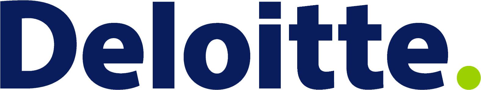 Deloitte logo - The Gift Trust testimonials