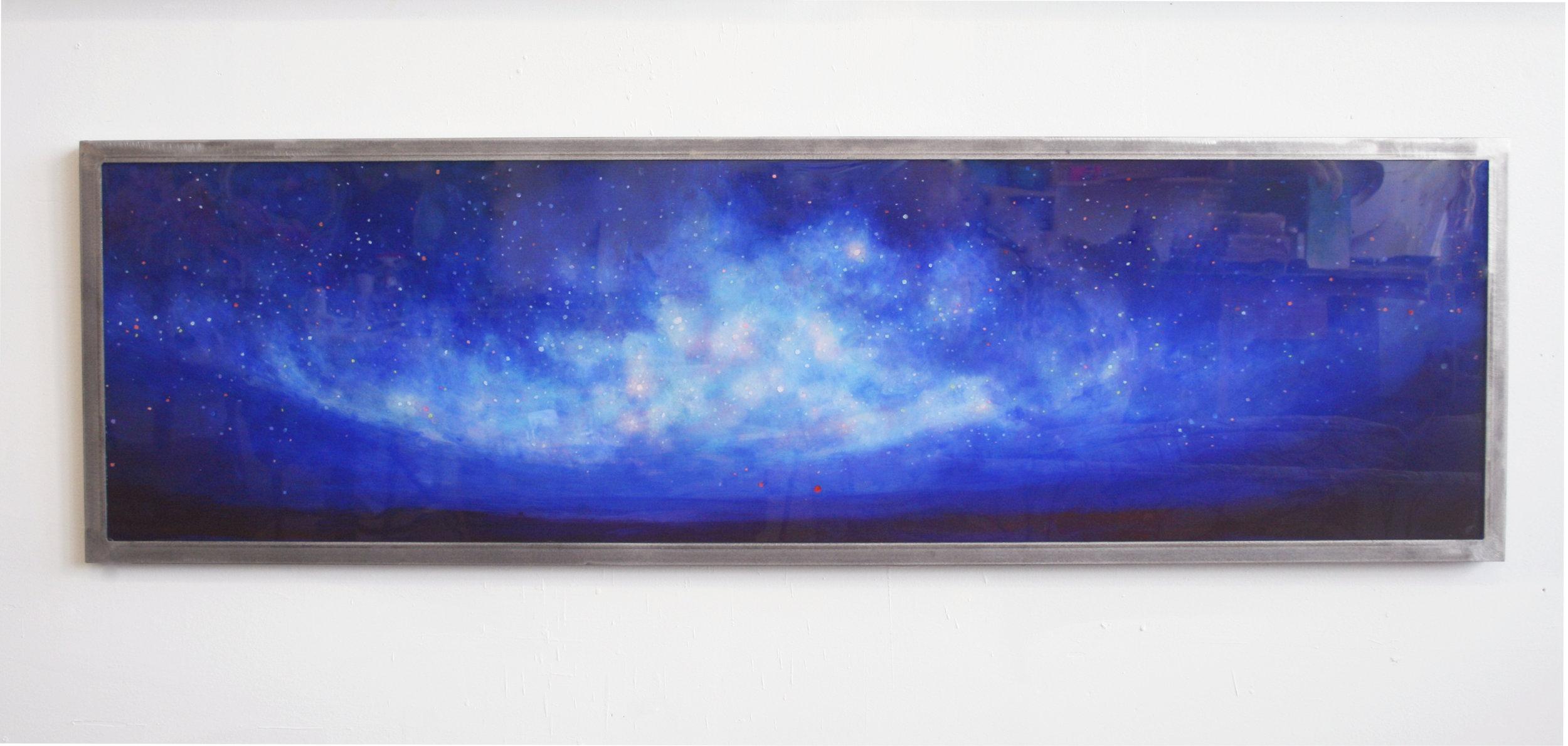 Deep Cobalt Sky