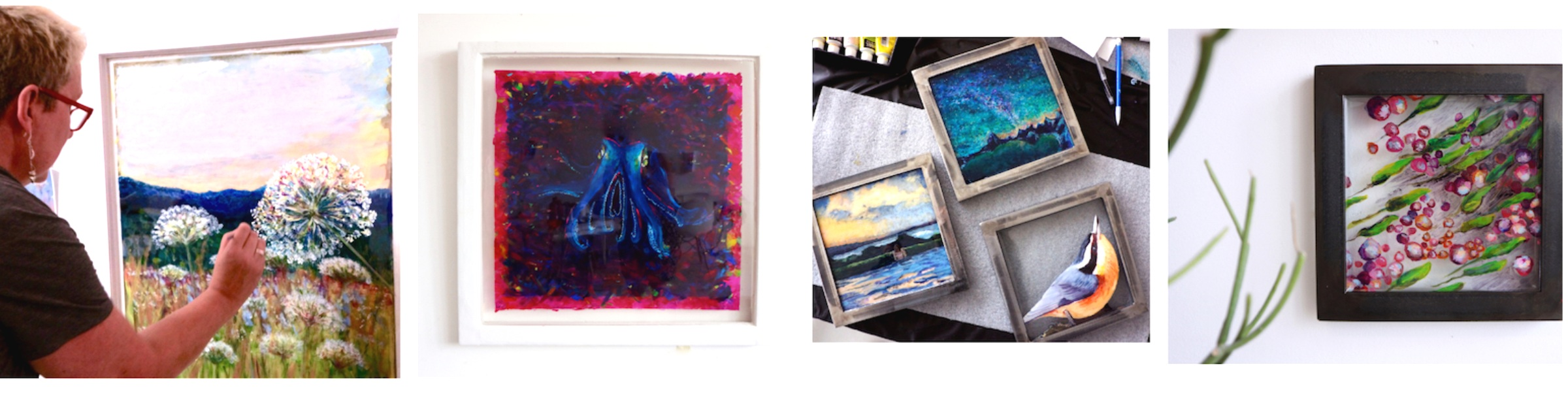 New Painting Classes! -