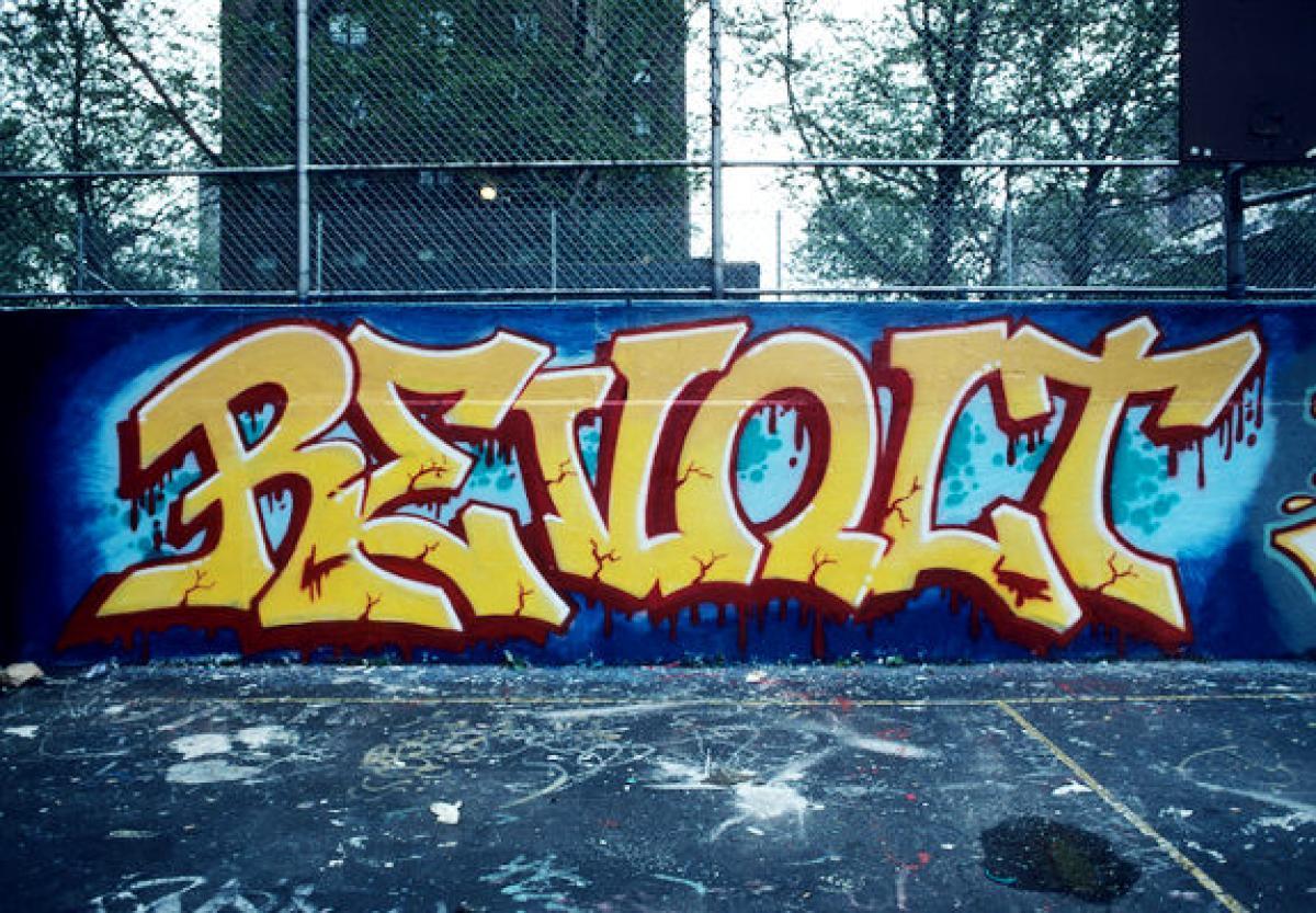 A piece from Dr. Revolt