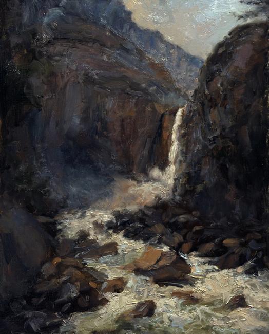 YR28--Swanson, James, The Dark Falls.jpg