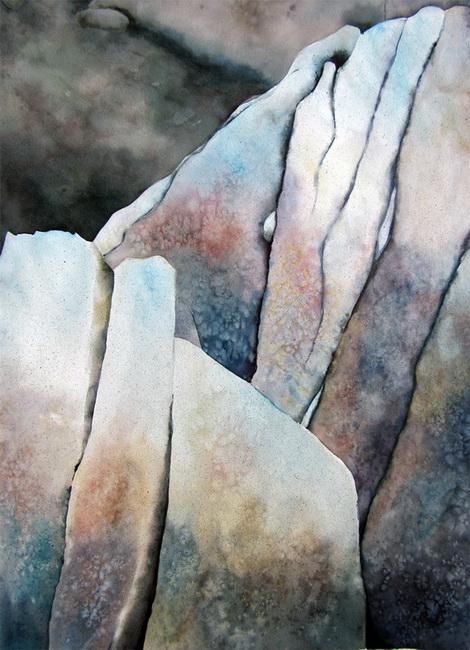 YR 27--Hunter, Iretta, Fractured Granite.jpg