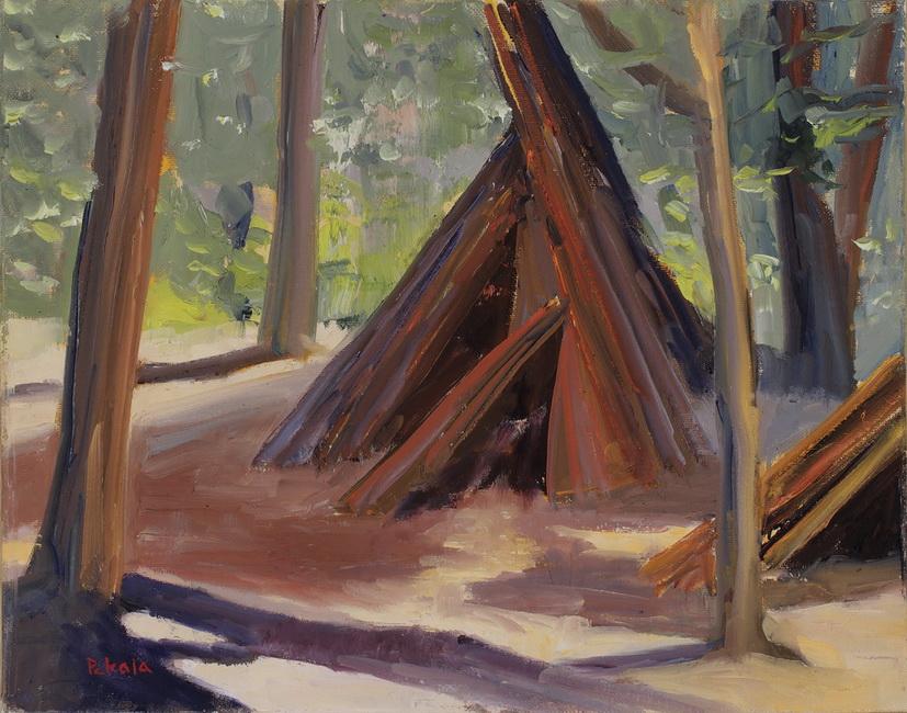 YR 27--Pekala, Joyce, Yosemite Indian Village.jpg