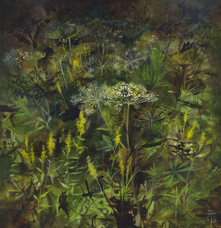 <i><b>Autumn Meadow,</i></b> Andie Thrams