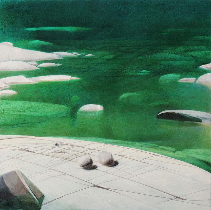<i><b>Lakeside Erratics,</i></b> Steve Emery