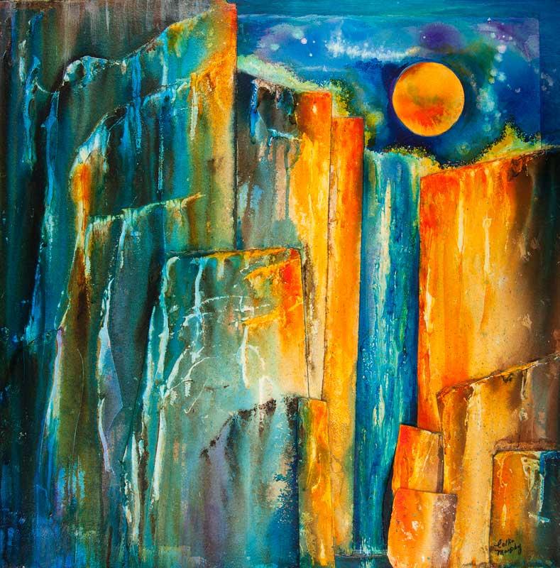 <b><i>Yosemite Radiance,</b></i> Collin Murphy