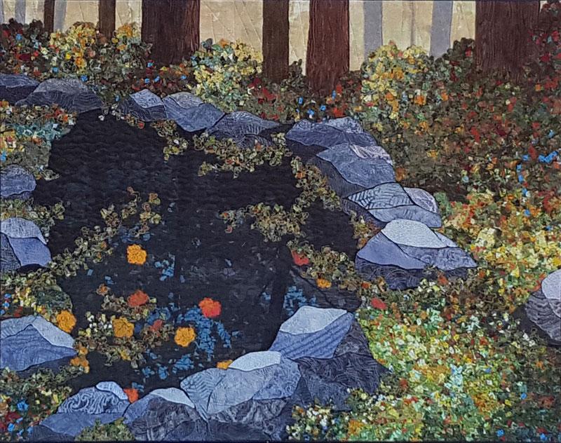 <b><i>Yosemite Reflections,</b></i> Denise Oyama Miller