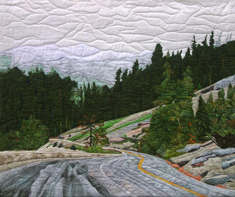 <b><i>Yosemite Bend,</b></i> Jerilynn Bush