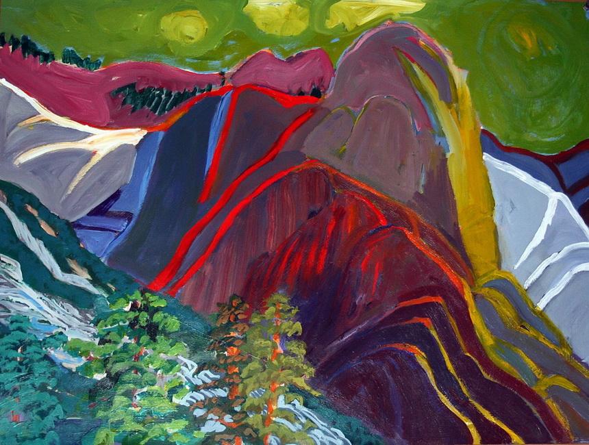 YR 25--Klein, Bruce, Yosemite View #1.JPG