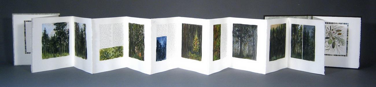 YR 25--Thrams, Andie, In Forests, Volume XVII.jpg