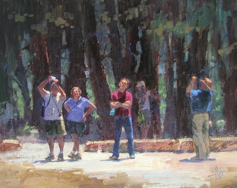 YR 24--Huse, Debra, Awestruck at Yosemite Falls.jpg