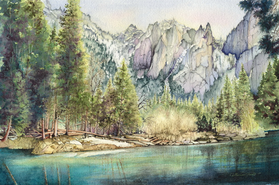 YR 23--Gault, Marian, Yosemite Valley Floor, Early Spring.jpg
