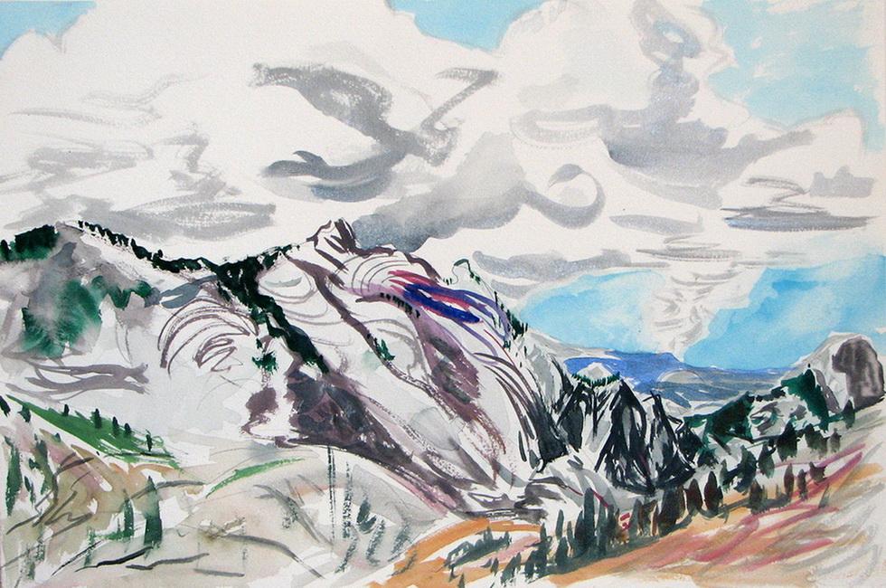 YR 23--Morgan, Janet, Rock & Cloud Symphony (Half Dome).jpg