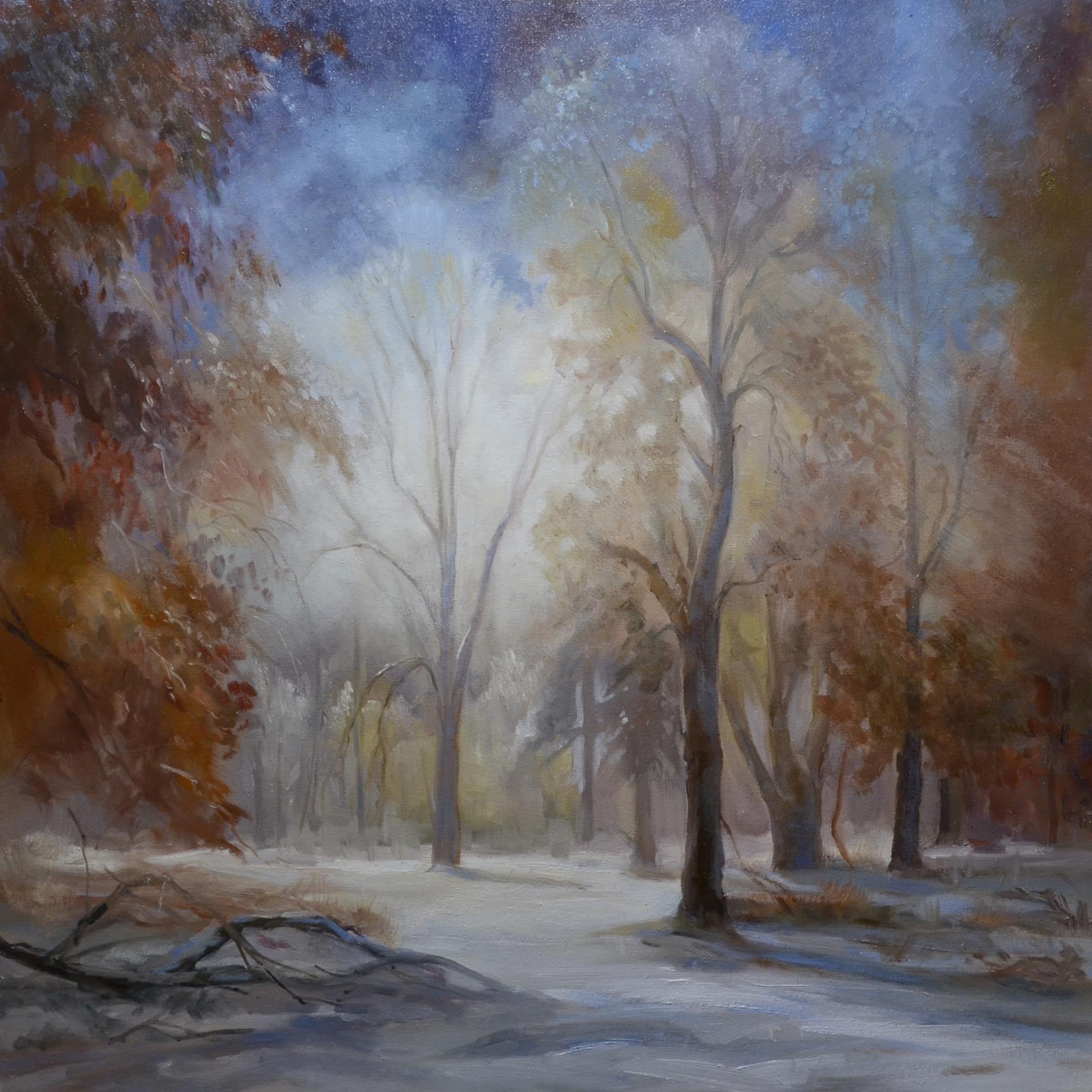 Yosemite Awakening, Karen Winters