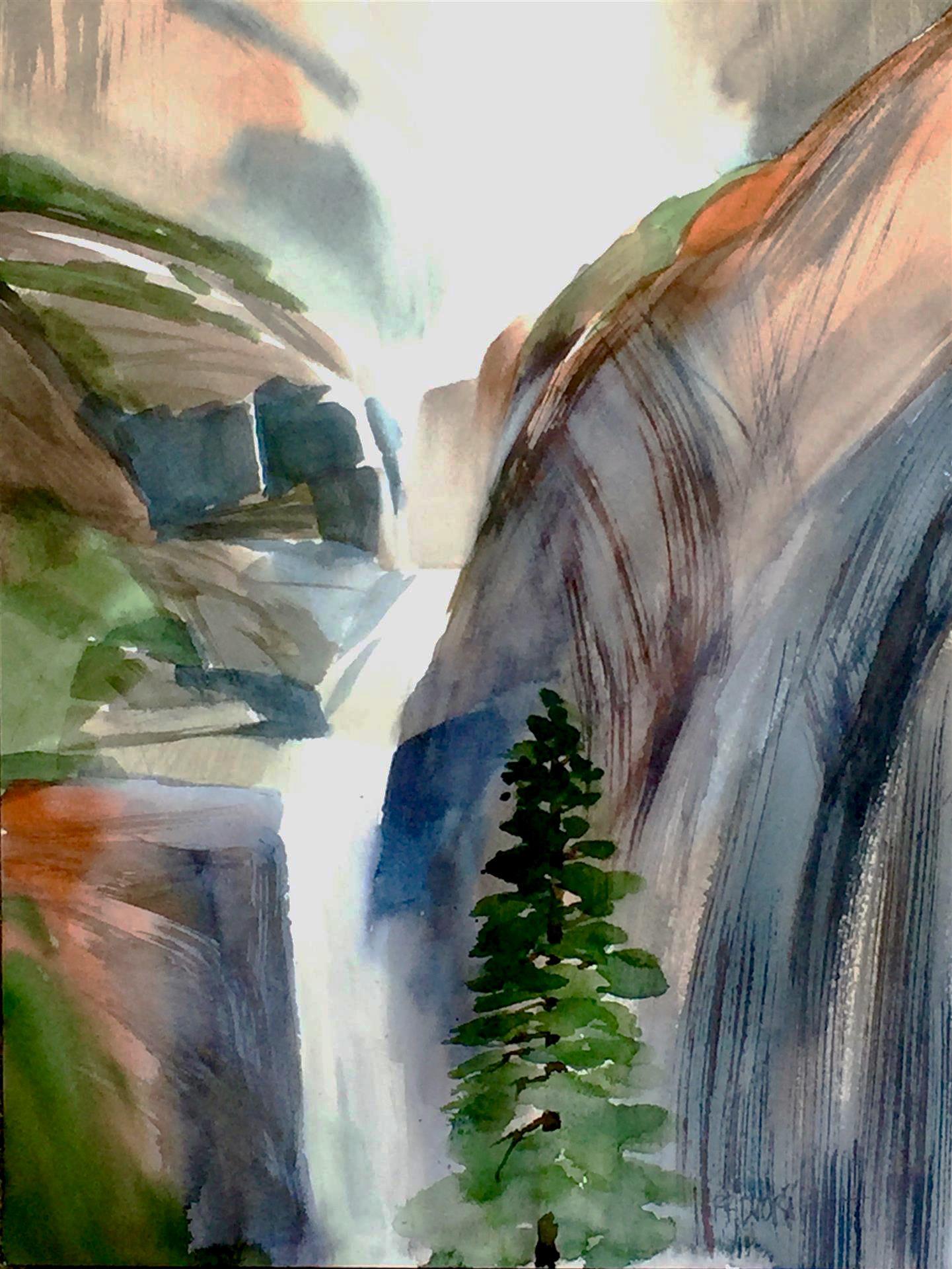 Yosemite Falls, Robert Dvorak