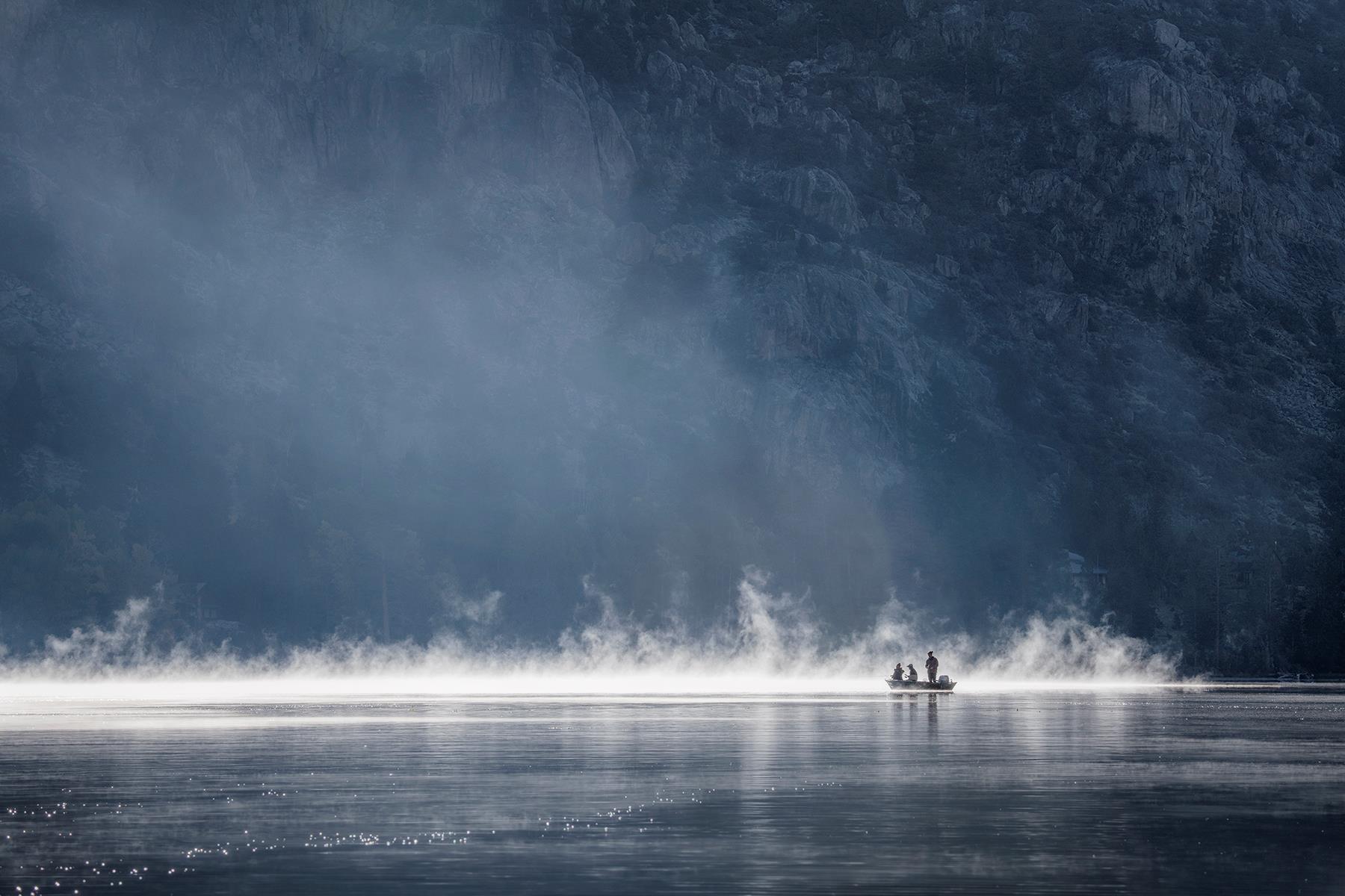 Fishing, Eastern Sierra, Franka Gabler