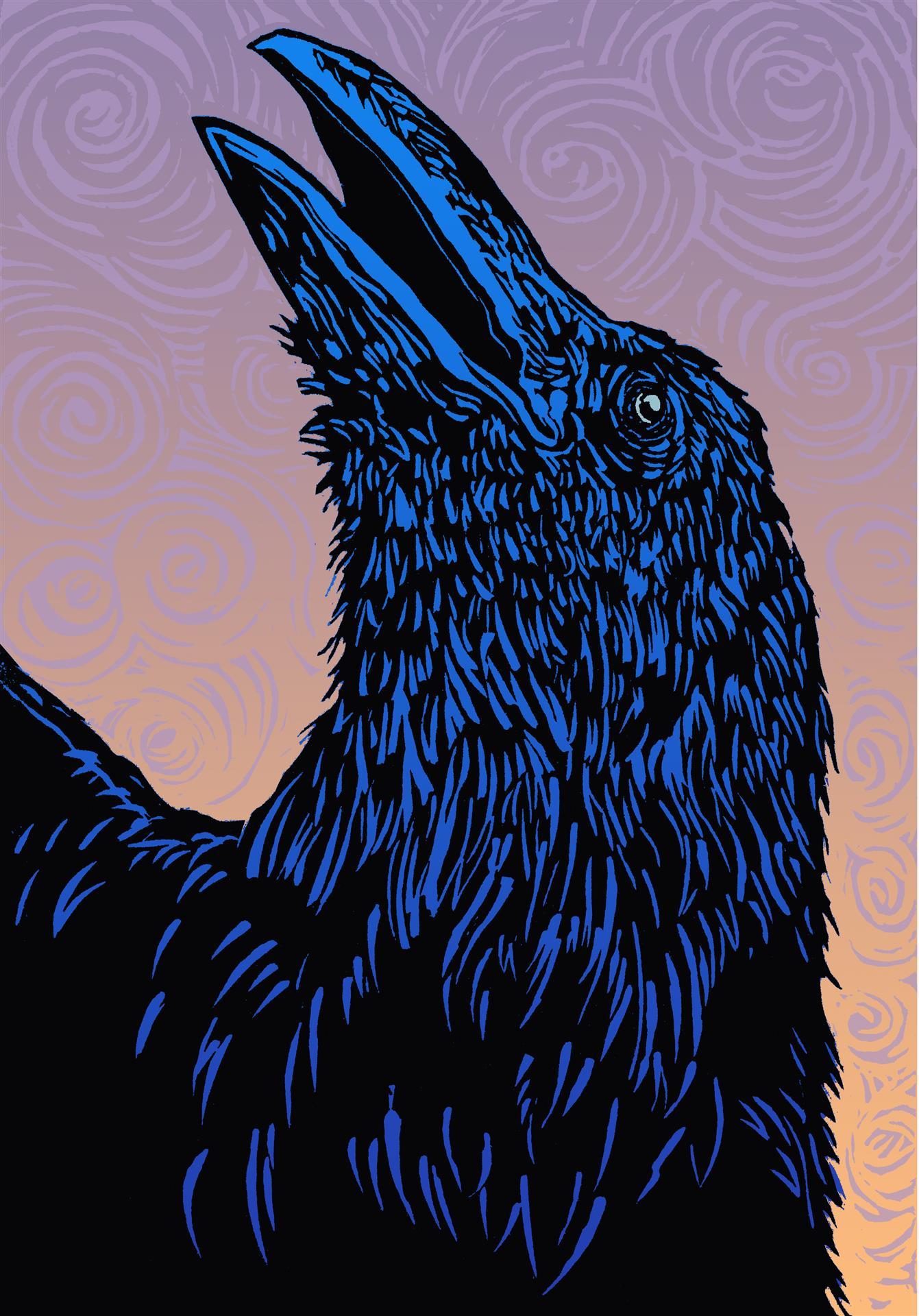 Dawn Raven, Gloria Garland