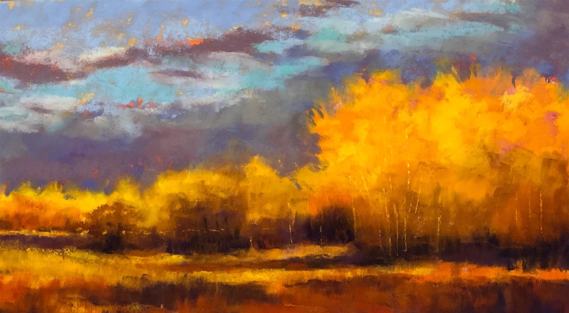 Fall Splendor, Lundy Canyon, Eastern Sierras, Deborah Pepin