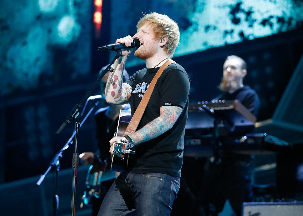 Ed Sheeran- Photo Credit: John Marshall