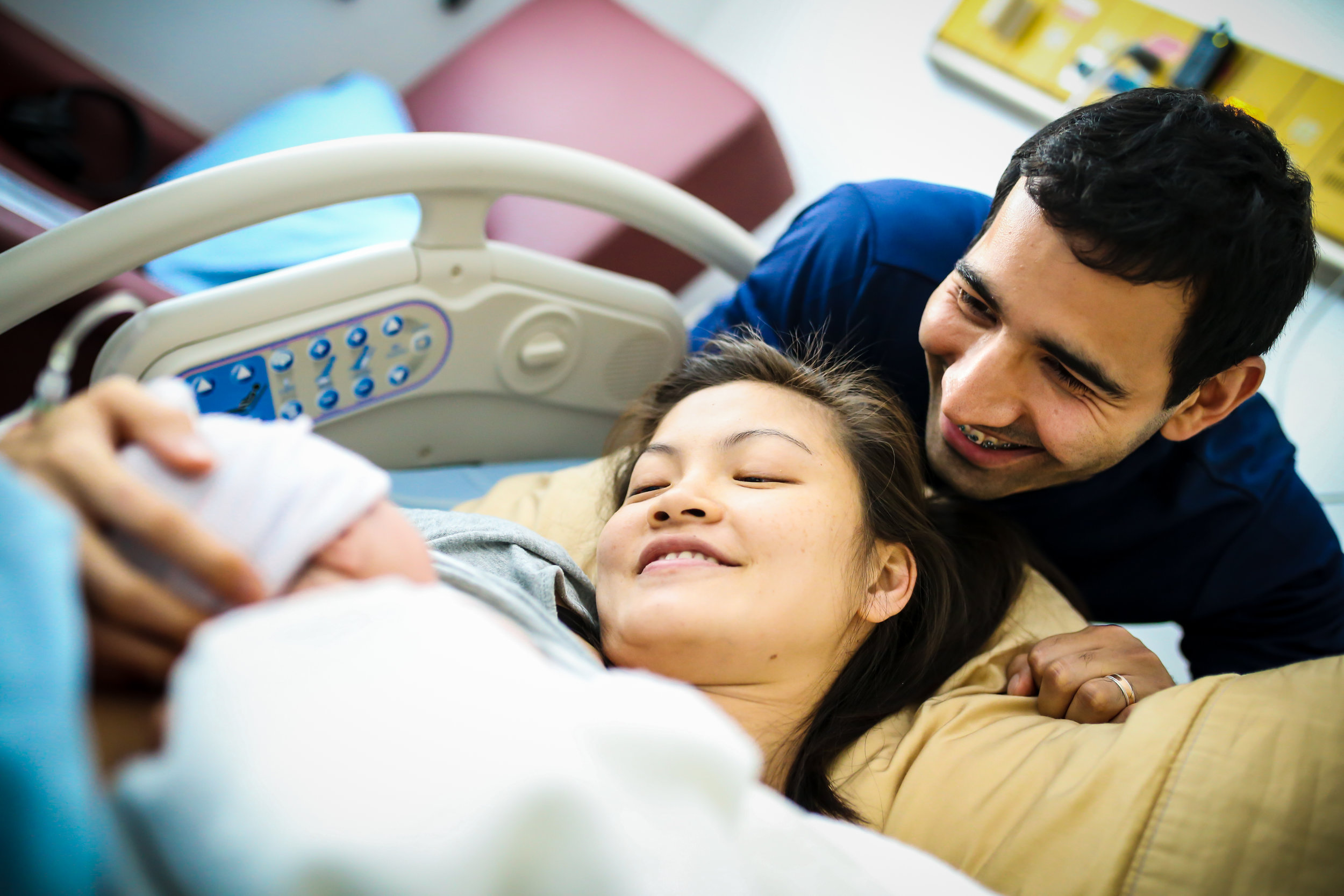 Hypnobirthing birth photographer  south jersey