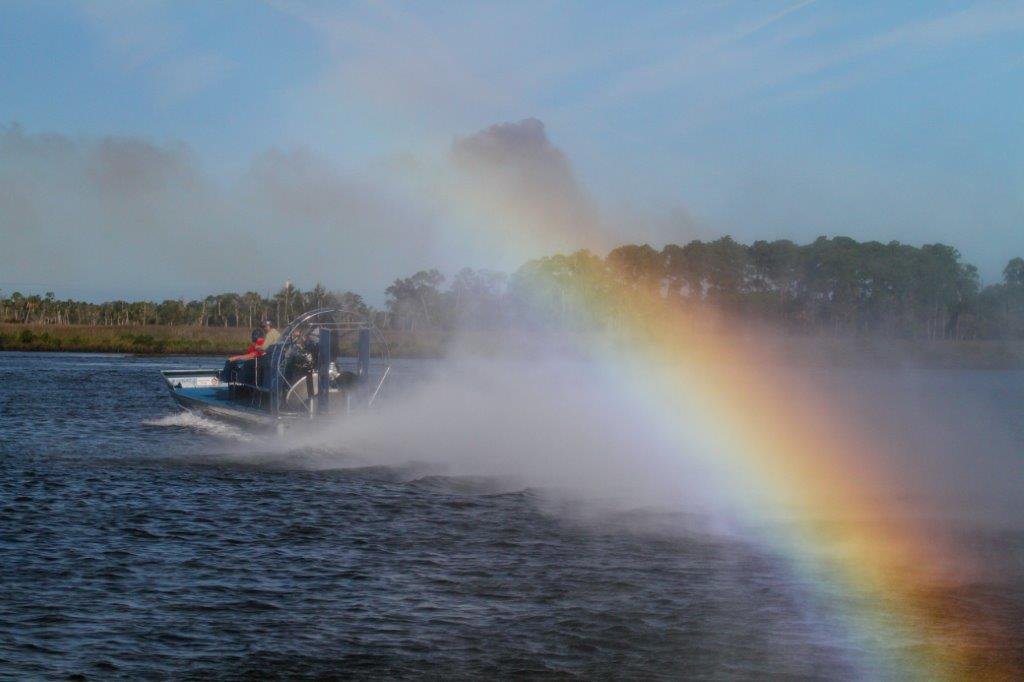 River Ventures Airboat Tour