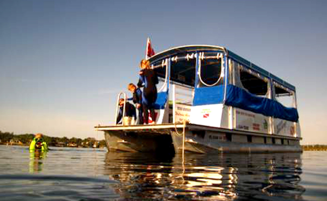 River Ventures VIP Tour Boat