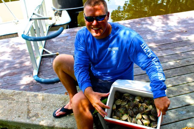 Scallop Collecting - Crystal River