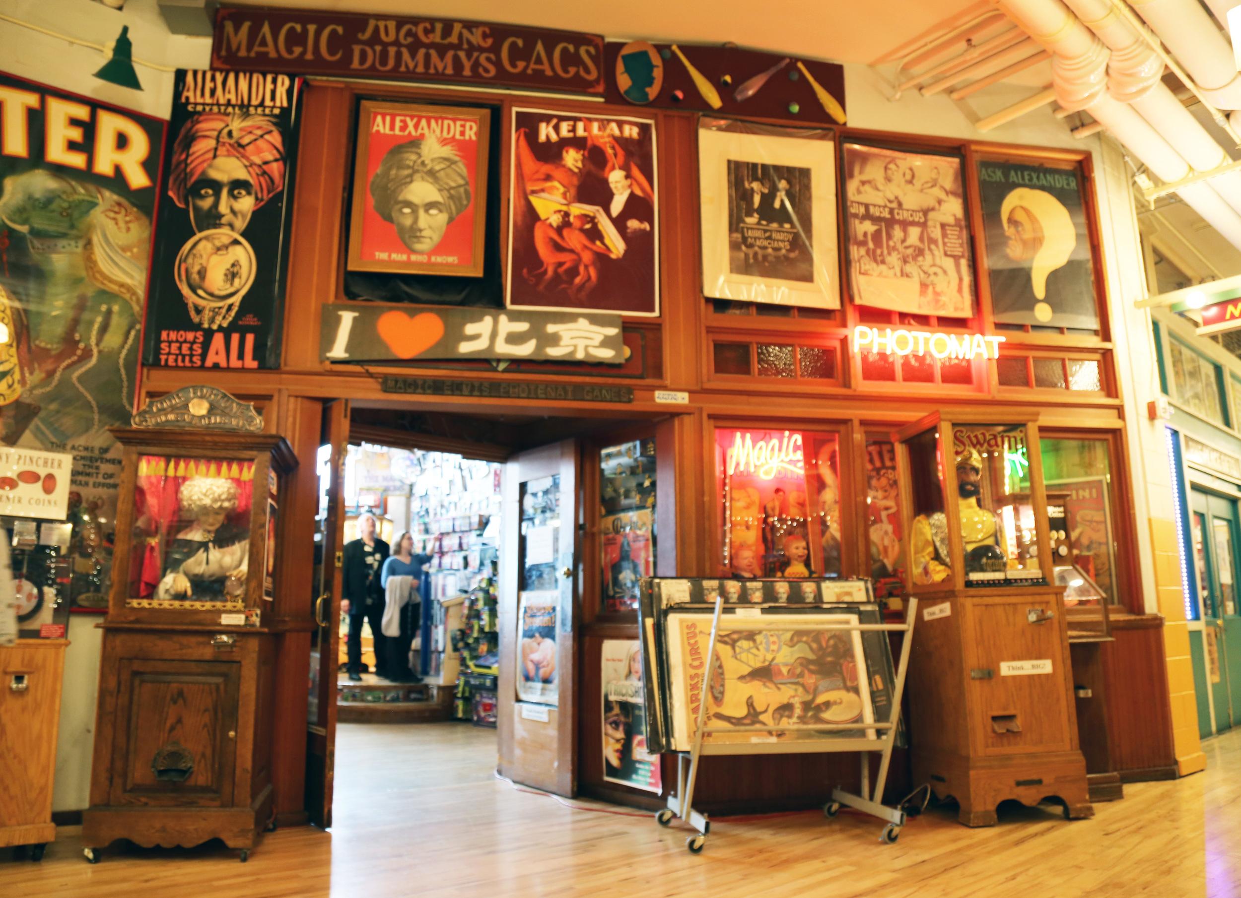 Market Magic and Novelty Shop